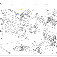 2001 Bmw K1200lt Wiring Diagram also K1200lt Wiring Diagram further Bmw E46 Ignition Wiring Diagram likewise European B2142X moreover Bmw Oil Head 1100 1150 Stainless Front Engine Covr Bolt 783 P. on r1150rt engine