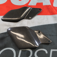 Ducati Performance Protection repose pieds carbone - 916 Racing 996