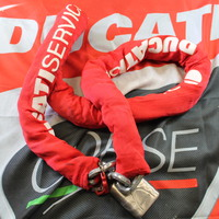 Ducati Performance Chain with Padlock