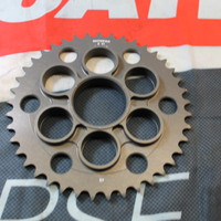 Ducati Corse Rear Sprocket Ergal Z41 520 (6mm) for 1098 & 1198 & 1098RS