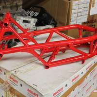 Ducati Corse Factory Frame official for 1098RS & Factory