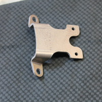 Ducati Corse Factory Heat guard bracket for 1098RS