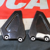 Ducati Corse Factory Protection pare-talons carbone
