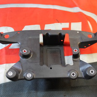 Ducati Corse Factory Support d'instrumentation carbone