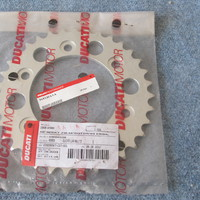 Ducati Performance Couronne Ergal T35 (6mm)