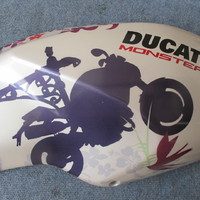 Ducati Performance Flanc de reservoir droit