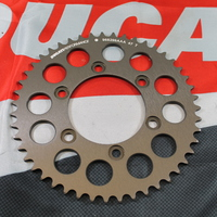 Ducati Performance Couronne Ergal 520 (6mm) T47