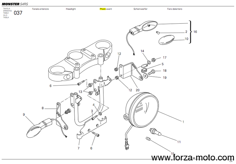 ducati sr wiring diagram ducati wiring diagrams description ducati complete