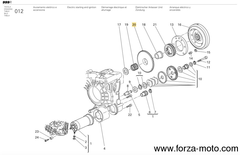 ducati st4s engine diagram ducati jeffdoedesign com 2002 Ducati ST4S Review 2003 Ducati ST4S Cafe