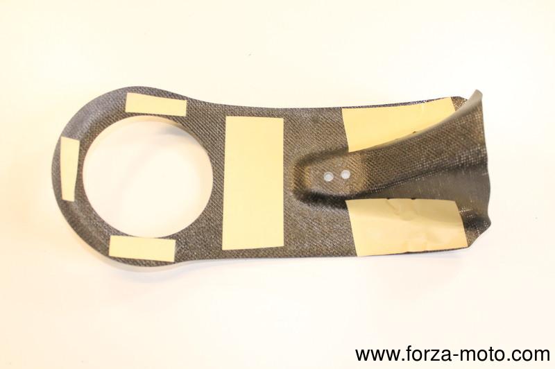 Pièces détachées Supports, axes & visserie ducati  Forza moto