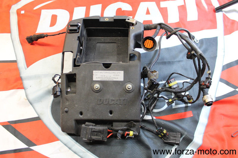 Ducati Main wiring harness from 749R NC Ducati Spare part