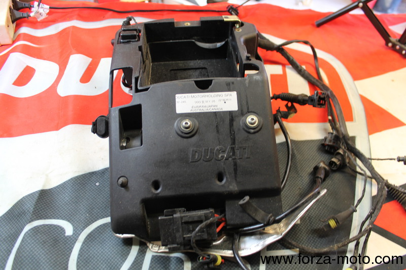 Ducati Main wiring harness from 999R (NC) - Ducati Spare ... on