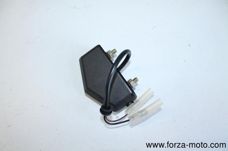 Ducati Number plate light holder for 749 / 999 - 2 ... & Ducati Number plate light holder for 749 / 999 (52510191A) - Ducati ...