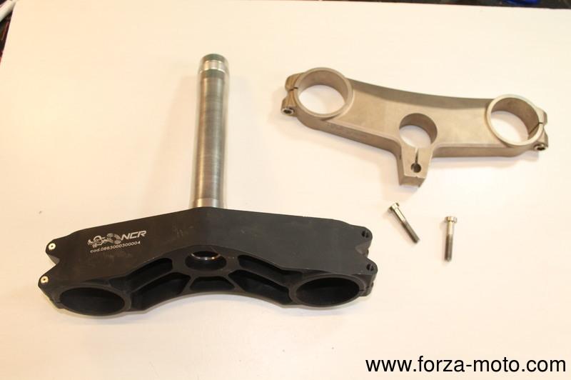 Ducati NCR anium triple clamp (0863000300004) - NCR Spare part ...